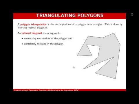 Computational Geometry Lec 5 Part 1