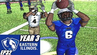 SHUTDOWN - EASTERN ILLINOIS DYNASTY - NCAA FOOTBALL 06 - EP32