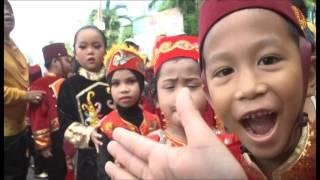 Lomba Drumband TK Pertiwi Teladan Surabaya