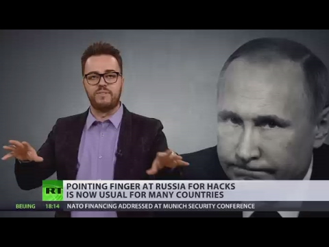 'Blame Russia' Trend: Russians hacked US election? Nope! They hacked the WORLD