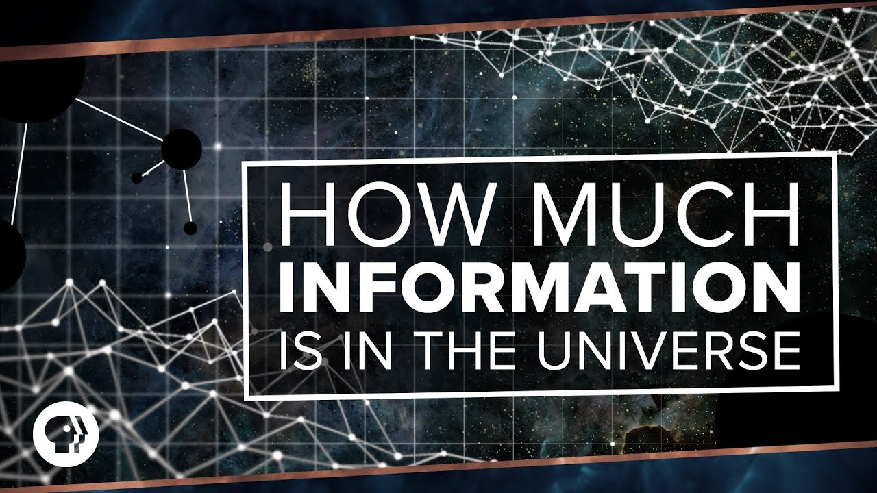 How Much Information is in the Universe? | Space Time