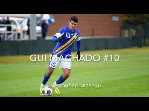 Guilherme Machado Highlights Limestone College 2016