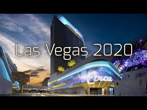 Las Vegas 2020 NEW Downtown Hotel Casino CIRCA