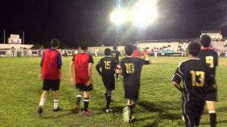 Southwest High School Eagles take El Centro City Championship in boys
