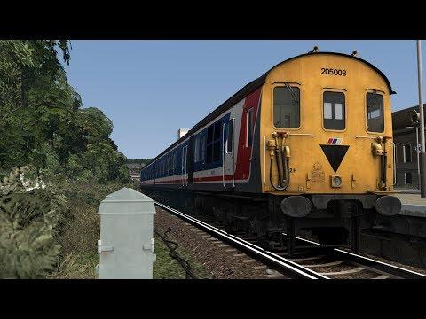 Train Simulator 2017:AP Class 205 Hastings-Tunbridge Wells