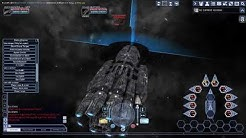 Pegasus vs Cylon Outpost - Battlestar Galactica Online Private Server #4