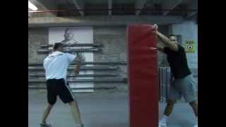 mirko cro cop trenira u core gymu