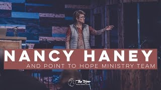 SUNDAY SERVICE: SPECIAL GUEST: NANCY HANEY