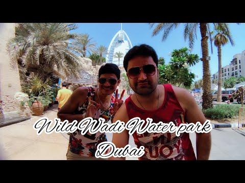 ALL WATER SLIDES at Wild Wadi Waterpark Dubai