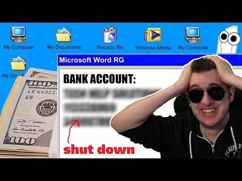 Most Ridiculous Way I've Shut Down Scammers Bank