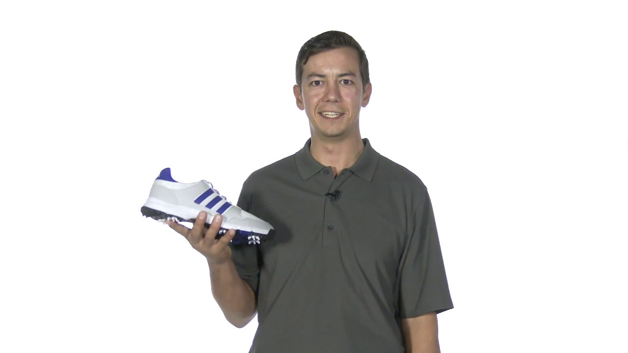 Adidas Mens Tech Response Golf Shoes With Tgw Youtube