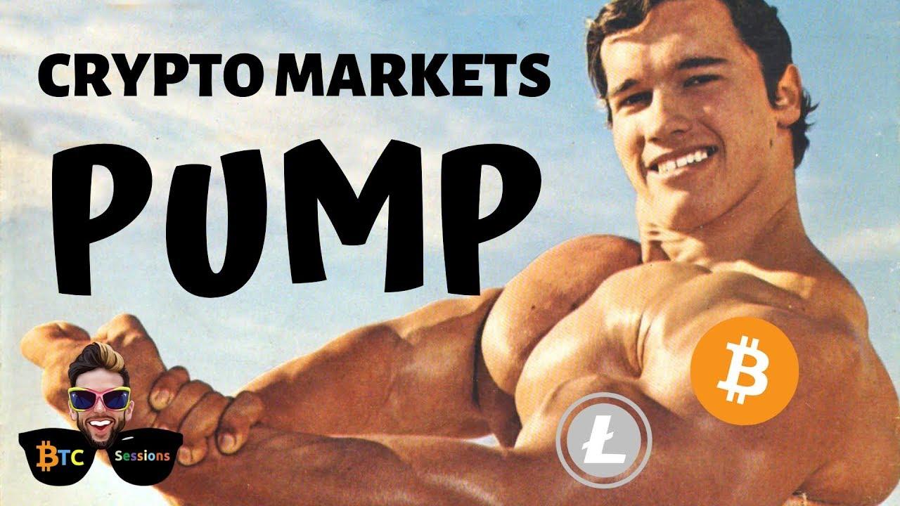 Crypto Markets Pump | Quadriga Funds Missing | Lightning Beats Apple Pay
