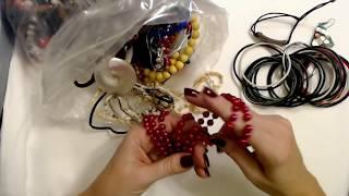 ASMR   Goodwill Jewelry Bag 11-19-2019 (Soft Spoken)