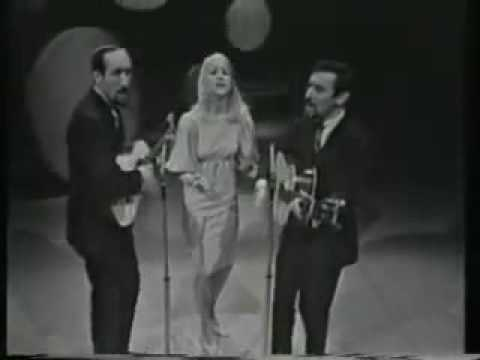 Peter, Paul and Mary - If I Had A Hammer (1963 performance)