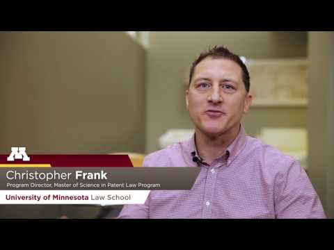 University Of Minnesota Law School M.S.P.L. Program