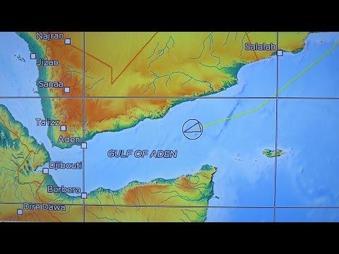 Legend of the Sesa, Gulf of Aden Passage