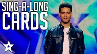 Magician Gets Cards To Sing on Spain's Got Talent 2018 | Got Talent Global
