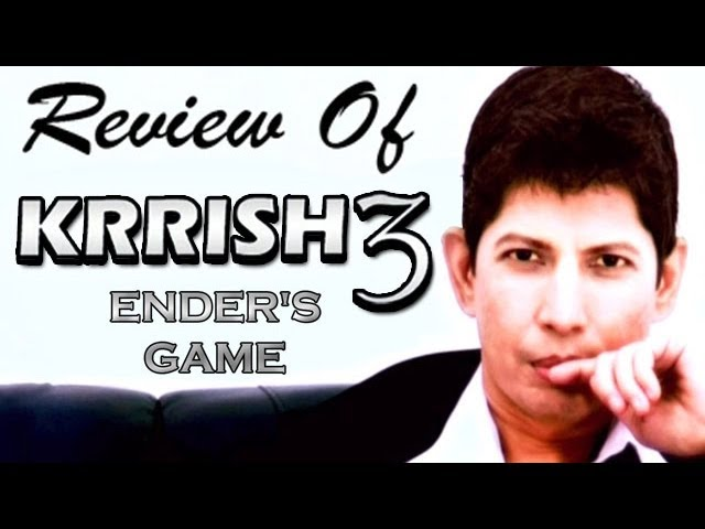 The zoOm Review Show - Krrish 3 and Ender's Game : Online Movie Review Travel Video