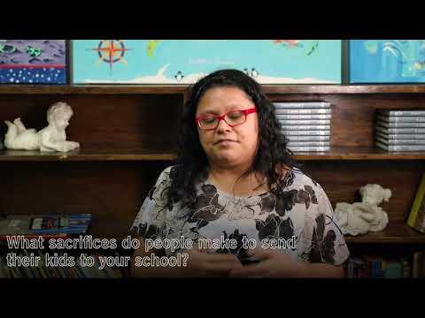The Generosity of Nevada's Private School Families, Las Vegas Junior Academy