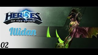 Heroes of the Storm #02 - Illidan morderca