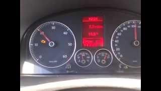 VW Touran 2009 DSG7 panne - Incompréhensible