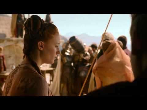Sansa & Sandor: Poison & Wine