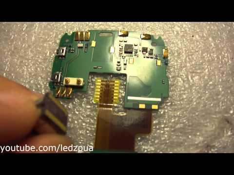 nokia 6700c камера в режиме ожидания / repair camera
