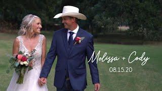 Melissa + Cody   Highlight Film