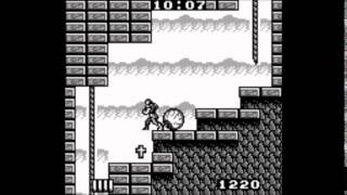 Castlevania: The Adventure (Game Boy)- Gameplay