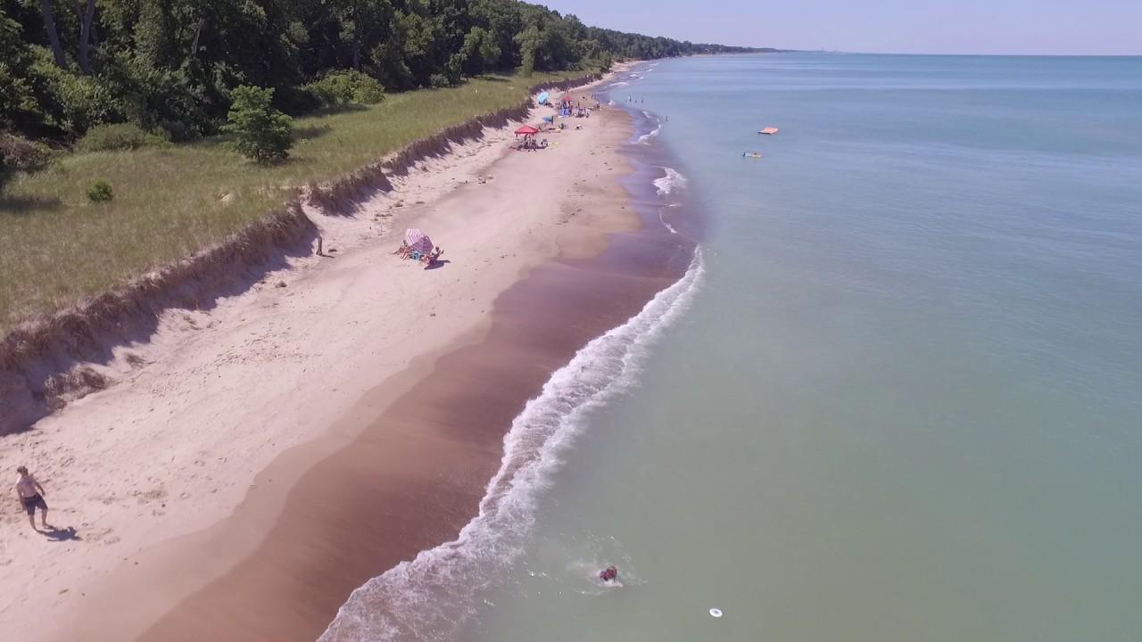 Union Pier Beach Michigan 7 25 17