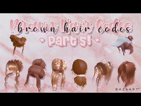 *new*-brown-hair-codes!-|-part-5-|-roblox-bloxburg