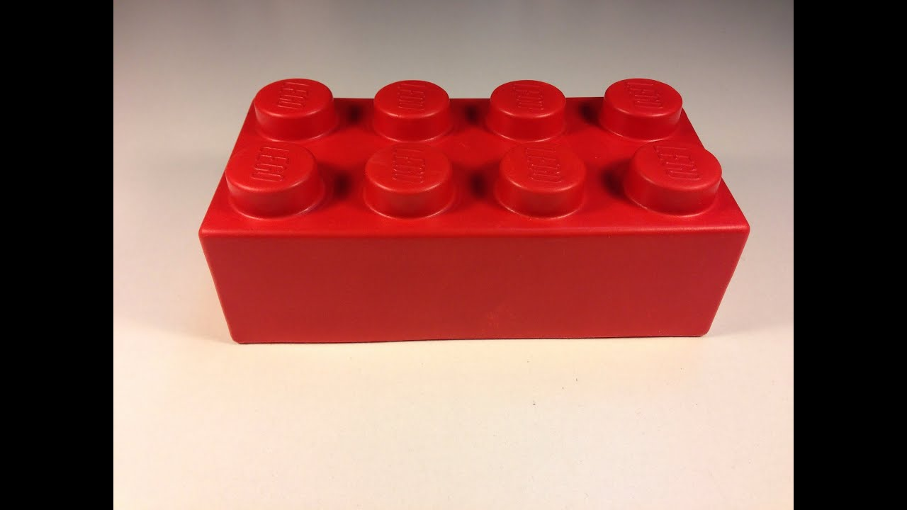 LEGO Element Daily Part 29541 Soft 2x4 Brick - yes another ...
