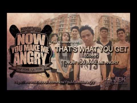 Paramore - That's What You Get (Cover) - Now You Make Me Angry