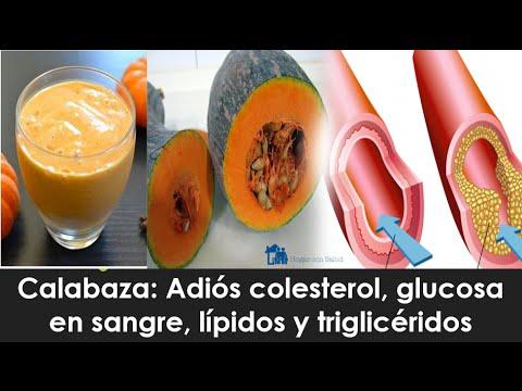 Calabaza: Adiós colesterol, glucosa en sangre, lípidos y triglicéridos