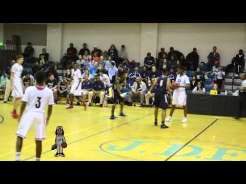 Fayetteville Academy vs Trinity Christian #9Dime #NLA 15-16
