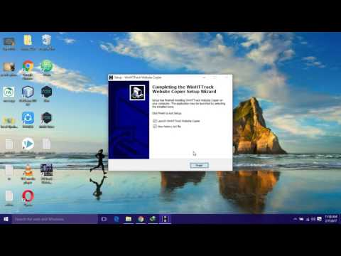 How To Use Any Website Offline With Httrack Software Its 100% Working