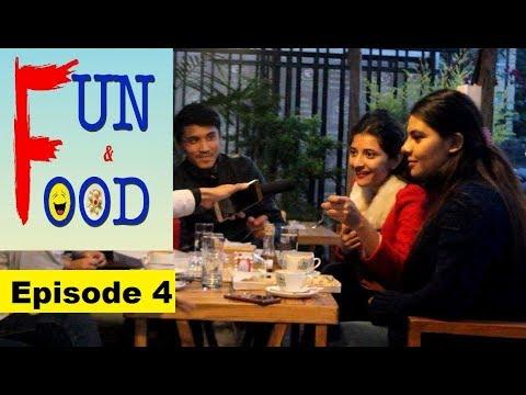 बाहिर भन्दा बिस्तारमा, अनी रातीमा गरे राम्रो के हो?|| Fun & Food || Episode 4 || Refresh Cafe || LNL