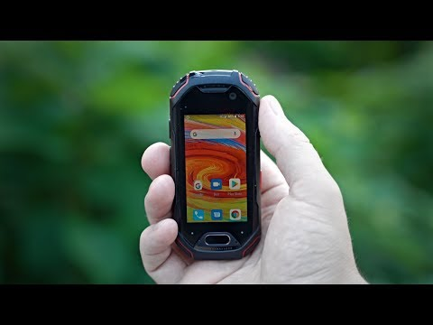 Unihertz Atom Review - The Smallest IP68 Rugged Phone Ever?