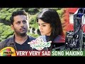 Very Very Sad Song Making | Chal Mohan Ranga Movie Songs | Nithiin | Megha Akash | Thaman S