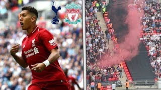 Download Video SPURS vs LIVERPOOL - Roberto Firmino GOAL!!! MP3 3GP MP4