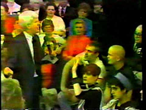 Phil Donahue punk show 1984 part 3