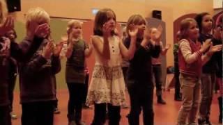 Hup Hup Holladijee voor Sinterklaas en Zwarte Piet