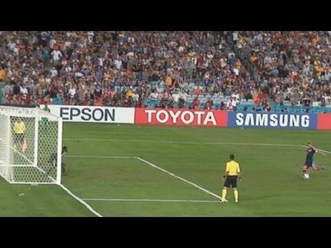 Japan vs. United Arab Emirates (UAE) Penalty Shootout - AFC Asian Cup Australia 2015 Quarter Final
