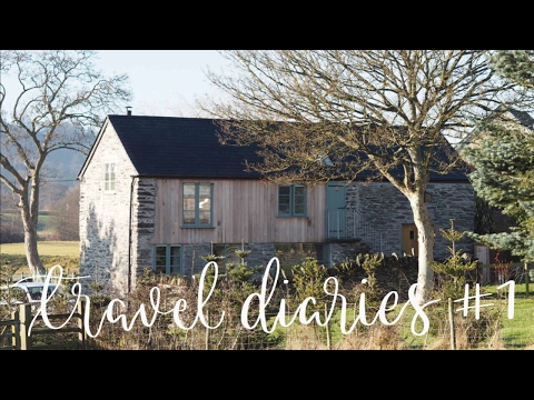 The Travel Diaries #1 Rivercatcher Cottages North Wales