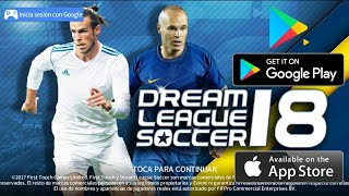 DREAM LEAGUE SOCCER 18 OFICIAL DESCARGAR AQUI ⬇