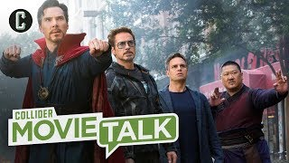 Avengers: Infinity War Box Office Tracking Released; Can It Beat Star Wars? - Movie Talk