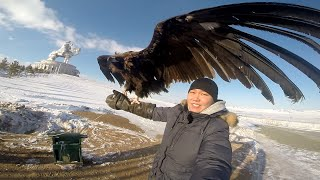 Монголия Март 2016