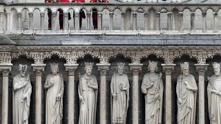 European leaders react to Notre Dame of Paris fire