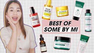 Sản Phẩm Nên Mua Nhất Từ Some By Mi ♡ One Brand Review ♡ Quin