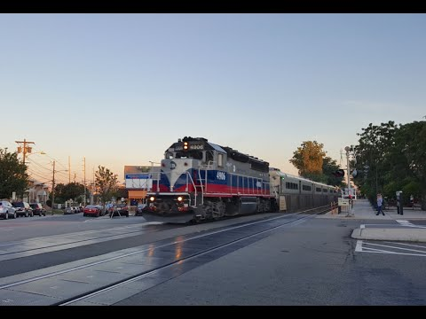 An Evening of NJTransit at Rutherford